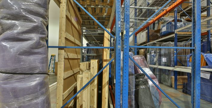 Premium Storage and Inventory Management Solutions | Plush Delicate Installation