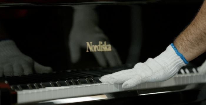 White Glove Installation Services | Plush Delicate Installation