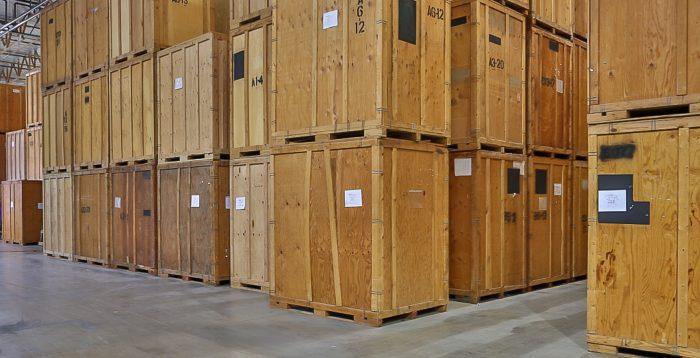 Premium Storage Services | Plush Delicate Installation